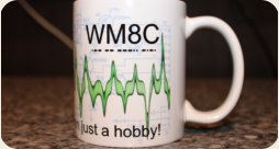 call sign coffee cup